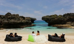 beautiful mandorak beach sumba