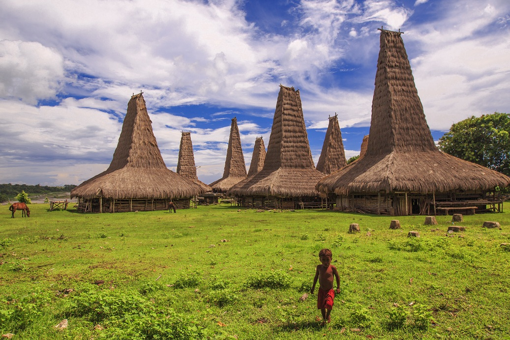 Ratenggaro Village Sumba